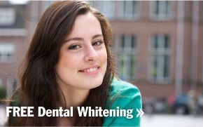 Free Dental Whitening