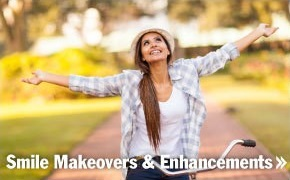Smile Makeovers & Enhancements