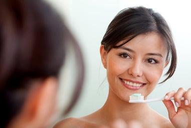 Best dental work is prevention of dental work
