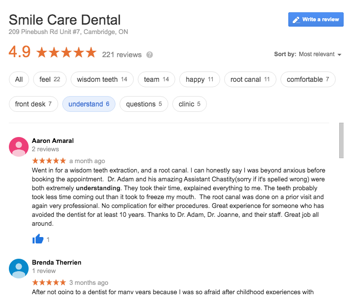 Sleep Dentistry: Smile Care Dental Understands your fears